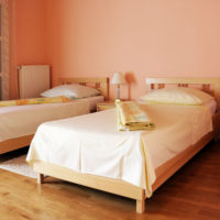 Double two bed room at Family Farm Skelinovi dvori